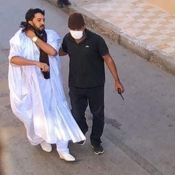"""صورة إقتياد عريس في ليلة زفافه الي مخفر الشرطة """"صورة"""""""