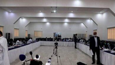 صورة إطلاق ملتقى تكويني للسلطات الإدارية بالمنطقة الشمالية