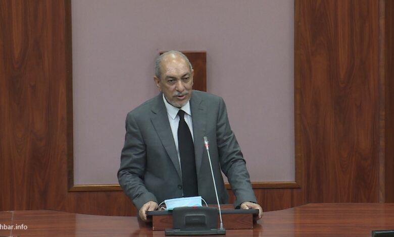"""صورة وزير العدل يعلن عن إنشاء المعهد العالي للقضاء وبناء محاكم جديدة وأكتتاب قضاة """"تفاصيل"""""""