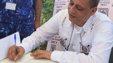 صورة ولد محمدي يكتب : رجل لا يتكرر