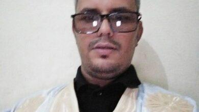 صورة من المستفيد من الحملة الإعلامية على وزير المياه والصرف الصحي…؟/ الشيخ ولد سيدي محمد اب
