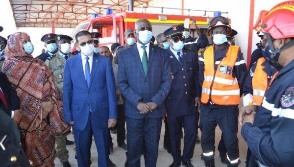 صورة وزير الداخلية : خصصنا مليار و700 مليون لاقتناء المعدات اللازمة للأمن المدني