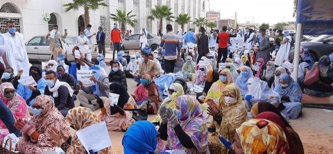 صورة تفاصيل إكتتاب 2500 موظف  بموريتانيا