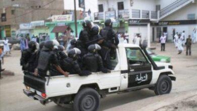 """صورة إحالة احـد عناصر """"الشرطة"""" الوطنية للسجن"""