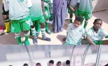 """صورة فريق لكرة القدم تدربه فتاة يهزم فريقا اخر بثلاثية نظيفة """"تفاصيل"""""""
