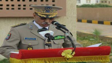 """صورة رئيس الجمهورية يطلق أول منظومة لضمان أمن و مراقبة نواكشوط""""تفاصيل"""""""