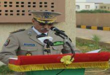 """صورة المدير العام للأمن الوطني يتسلم تجهيزات ووسائل نقل لجهازه الأمني """"تفاصيل"""""""