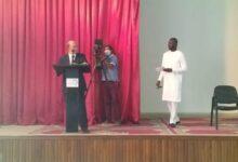 صورة انطلاق فعاليات المهرجان الدولي (قيمة الكلمات) بالمركز الثقافي المغربي في نواكشوط /صور