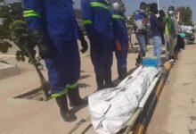 صورة نواكشوط : نقل شاب الى المستشفى بعد تعرضه لهجوم بالأسلحة البيضاء