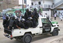 صورة وصول العشرات إلى قصر العدل في روصو على خلفية أحداث اركيز