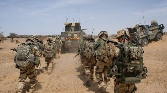 """صورة قوات فرنسية تعلن مقتل قيادي كبير متخصص في الالغام """"تفاصيل"""""""