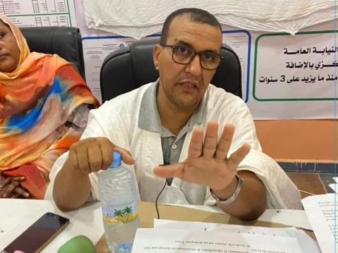 """صورة الشرطة توقف مدير بنك موريتاني """"تفاصيل"""""""